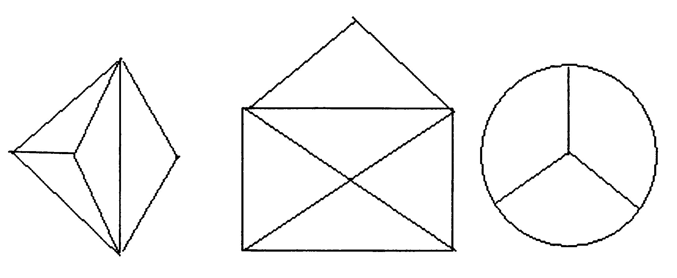 Как нарисовать крест в квадрате не отрывая руки видео