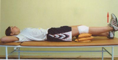 гимнастика по гитту для коленного сустава