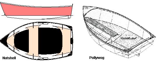 маленькая лодка из фанеры своими руками чертежи