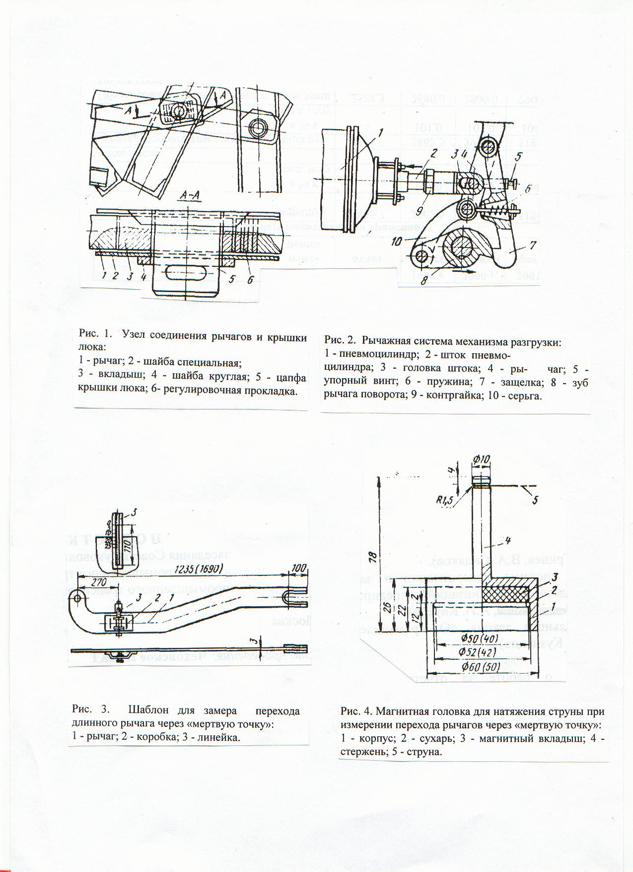 Схема стенда для гидравлических испытаний