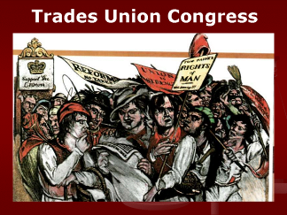 are trade unions a thing of