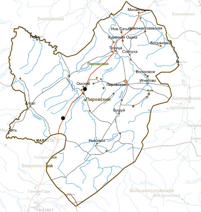 Карта красноярского края с районами входящими в местность приравненную к сползло обратно