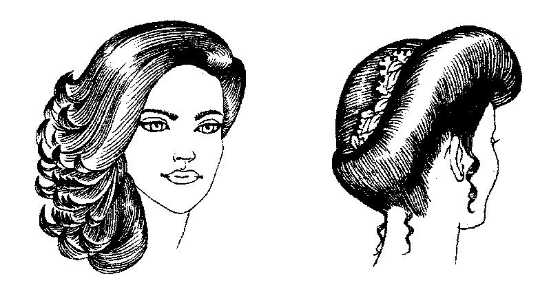 Дипломная работа парикмахера на тему мужские стрижки