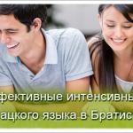 Возможности для учебы, трудоустройства и бизнеса в Словакии