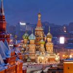 Путешествия по Москве
