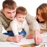 Роль родителей в психологическом развитии детей