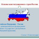 Особенности федерализма в России. Конструкция российского федерализма