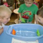 Когнитивное развитие детей дошкольного возраста